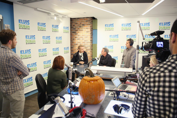 Diplo Visits 'The Elvis Duran Z100 Morning Show'