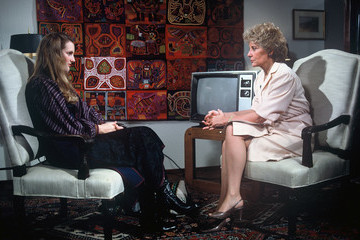 Patty Hearst Disney ABC Television Group Archive