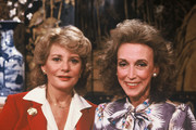 """20/20 - 9/27/82.Barbara Walters interviewed Helen Gurley Brown and husband, David Brown on """"20/20"""".(Photo by ABC News via Getty Images).BARBARA WALTERS, HELEN GURLEY BROWN"""