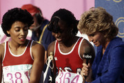 Donna De Varona Florence Griffith Joyner Photos Photo
