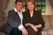20/20 - 9/17/99.The overwhelming interest and almost  mystical obsession with Marilyn Monroe has been revived recently with news of the upcoming Christie's auction of her most personal  items. Barbara Walters shares the most intimate look yet at this  remarkable collection that reveals surprising new details about  her life. Ms. Walters also speaks to actor Tony Curtis, co-star in the 1959 hit, Some Like It Hot; 1950s studio executive David Brown and others who worked closely with Ms. Monroe, who share astounding new facts about the Marilyn they knew. The report will air on 20/20 Friday, OCT. 15 (10:00-11:00 p.m., ET), on the ABC  Television Network. .(Photo by Virginia Sherwood/ABC via Getty Images).TONY CURTIS, BARBARA WALTERS