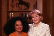 "ABC1(4/21/00) 20/20 FRIDAY-- In an interview with ABC News' Barbara Walters (right), Diana Ross (left) responds to former Supremes member Mary Wilson's accusations, on  ""20/20 Friday,"" , APRIL 21 (10:00-11:00 p.m.,ET) on the ABC Television Network. Credit: Robert Milazzo/ABC"
