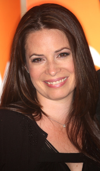 Actress Holly Marie Combs attends the Disney and ABC Television Group Summer press junket at ABC on May 15, 2010 in Burbank, California.