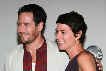 Rob Morrow Maura Tierney Disney ABC Television Group's Summer TCA Party - Arrivals