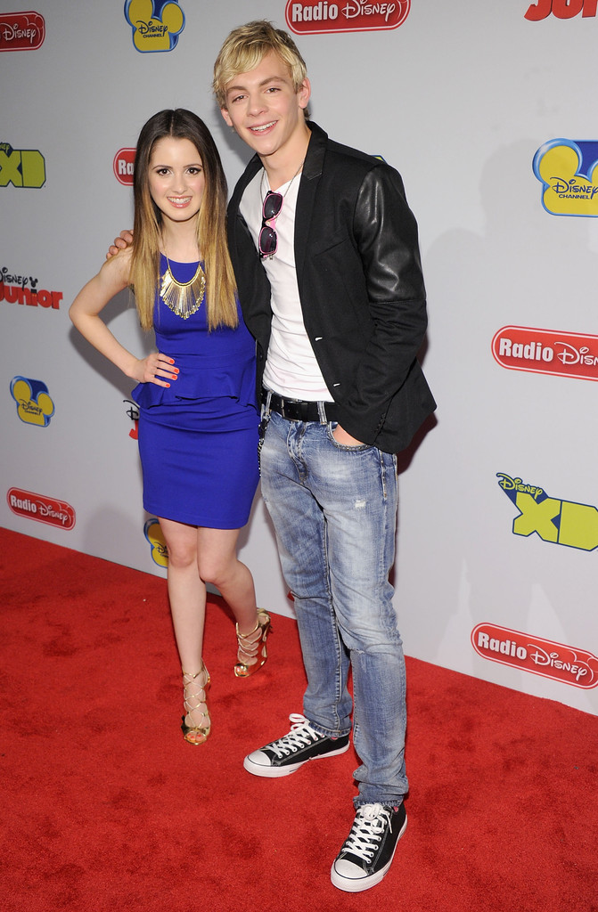 Do austin and ally dating in real life