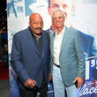 Jim Brown and Trey Wingo Photos