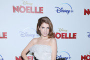 """Anna Kendrick attends the Disney + Premiere Of """"Noelle"""" at SVA Theatre on November 11, 2019 in New York City."""