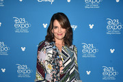 Tina Fey of 'Soul' took part today in the Walt Disney Studios presentation at Disney's D23 EXPO 2019 in Anaheim, Calif. 'Soul' will be released in U.S. theaters on June 19, 2020.