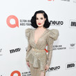 Dita Von Teese 28th Annual Elton John AIDS Foundation Academy Awards Viewing Party Sponsored By IMDb, Neuro Drinks And Walmart - Red Carpet