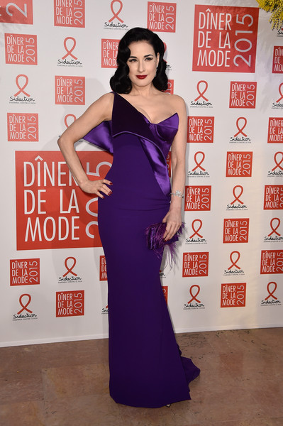 Sidaction Gala Dinner in Paris