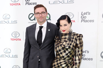 Dita Von Teese Environmental Media Association Hosts Its 25th Annual EMA Awards