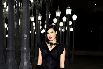 Dita Von Teese Inside the LACMA Art + Film Gala