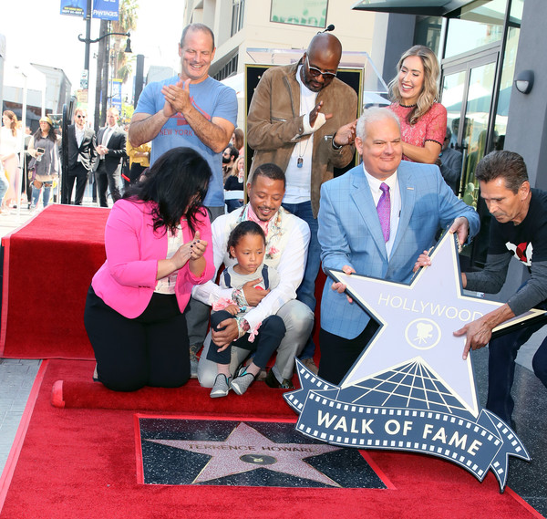 Terrence Howard Honored With A Star On The Hollywood Walk Of Fame