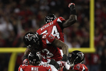 Coy Wire Divisional Playoffs - Green Bay Packers v Atlanta Falcons