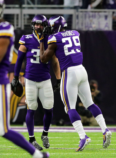 Divisional Round - New Orleans Saints v Minnesota Vikings