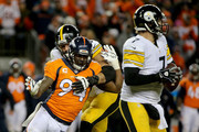 Demarcus Ware Alejandro Villanueva Photos Photo