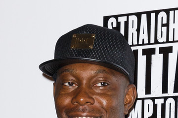 Dizzee Rascal Guests Attend a Special Screening of 'Straight Outta Compton'