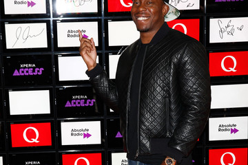 Dizzee Rascal Xperia Access Q Awards