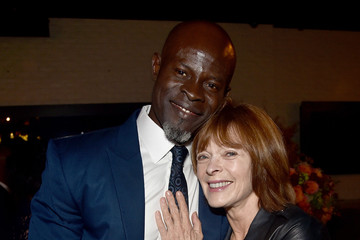Djimon Hounsou Premiere of Paramount Pictures and Pure Flix Entertainment's 'Same Kind of Different As Me' - After Party