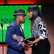 Ne-Yo and Jennifer Hudson Photos