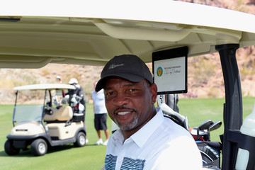 Doc Rivers Coach Woodson Las Vegas Invitational Golf Tournament