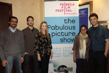 Aya Al-Blouchi Doha Tribeca Film Festival Hosts Fabulous Picture Show Taping at 2010 TFF