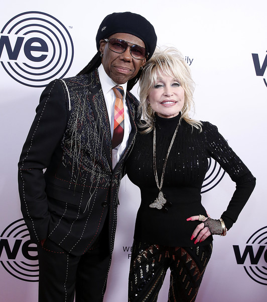We Are Family Foundation Honors Dolly Parton And Jean Paul Gaultier