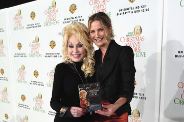 Dolly Parton Jennifer Nettles Dolly Parton's 'Christmas of Many Colors: Circle of Love' With Jennifer Nettles - Press Conference