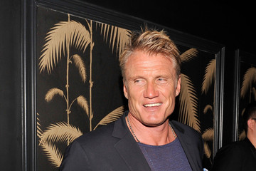 Dolph Lundgren 'I'm So Excited' Screening Afterparty in NYC