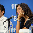 Demian Bichir and Madalina Ghenea Photos