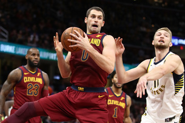 Domantas Sabonis Indiana Pacers v Cleveland Cavaliers