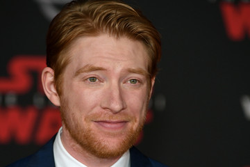 Domhnall Gleeson Premiere of Disney Pictures and Lucasfilm's 'Star Wars: The Last Jedi' - Arrivals