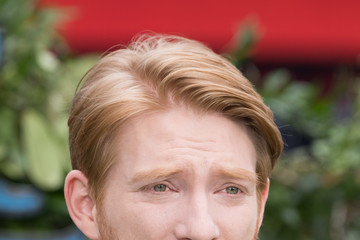 Domhnall Gleeson 'Peter Rabbit' U.K. Gala Premiere - Red Carpet Arrivals