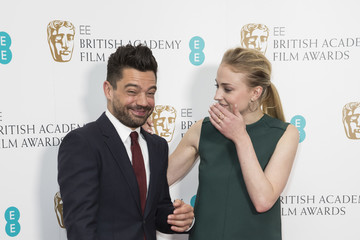 Dominic Cooper EE British Academy Film Awards - Nominations Announced