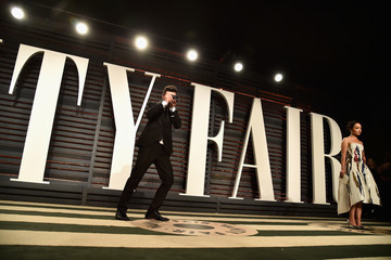Dominic Cooper 2017 Vanity Fair Oscar Party Hosted By Graydon Carter - Arrivals