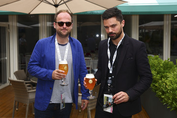 Dominic Cooper Day Eleven: The Championships - Wimbledon 2016
