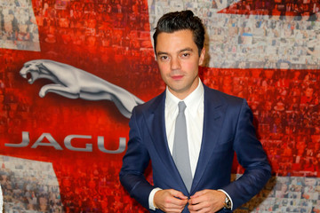 Dominic Cooper BAFTA Los Angeles TV Tea 2015 Presented By Jaguar And Mulberry