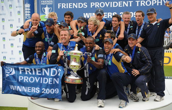 Hampshire v Sussex - Friends Provident Trophy Final []