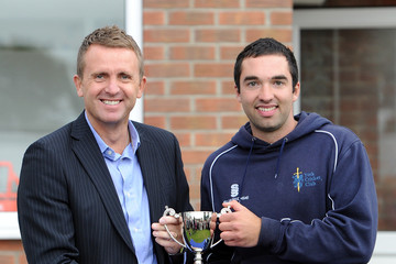 Dominic Cork Kingfisher Beer Cup Final