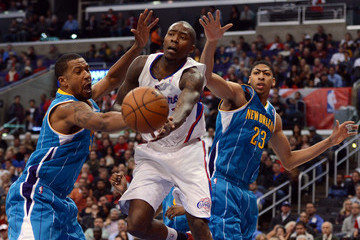 Dominic McGuire New Orleans Hornets v Los Angeles Clippers