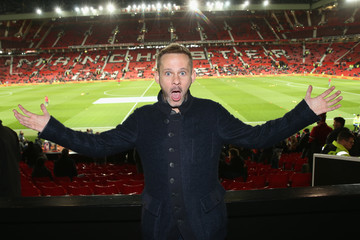 Dominic Monaghan Manchester United v Southampton - Premier League