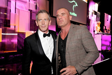Dominic Purcell 2017 G'Day Black Tie Gala