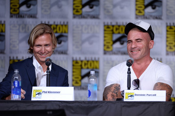 Dominic Purcell Comic-Con International 2016 - DC's 'Legends of Tomorrow' Special Video Presentation And Q&A