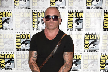 Dominic Purcell Comic-Con International 2016 - Fox Action Showcase: 'Prison Break' and '24: Legacy' - Press Line