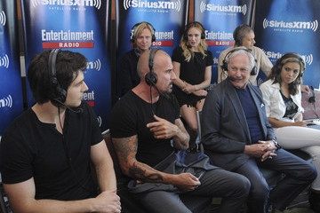 Dominic Purcell SiriusXM's Entertainment Weekly Radio Channel Broadcasts from Comic-Con 2015