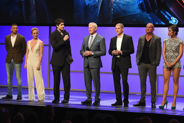 Dominic Purcell The CW Network's 2015 Upfront - Presentation