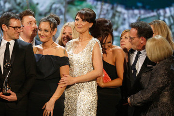 Dominic Treadwell-Collins National Television Awards - Show
