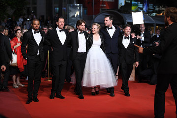 Dominic West Elisabeth Moss 'The Square' Red Carpet Arrivals - The 70th Annual Cannes Film Festival
