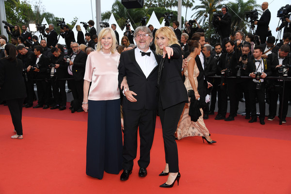 'Les Plus Belles Annees D'Une Vie' Red Carpet - The 72nd Annual Cannes Film Festival