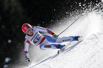 Dominique Gisin Audi FIS Alpine Ski World Cup - Women's Super Giant Slalom